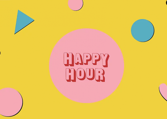 happy hour türkiye